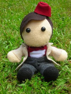 Doctor Who - 11th Doctor plushie