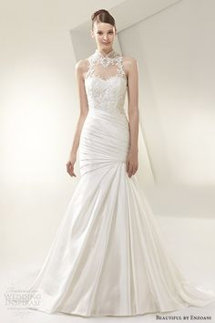 Enzoani 2014 Collections: Highlights and Trends — Sponsor Highlight   Wedding Inspirasi