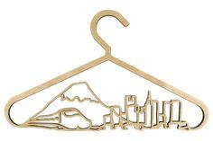 tokyo coat hanger