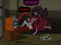 The Ring Vs Corpse Party