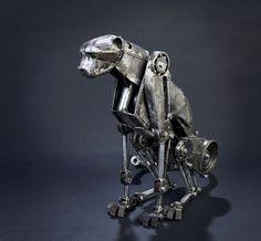 Mechanical cheetah