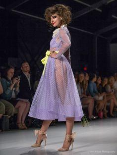 Betsey Johnson Runway Models at Betsey Johnson Fashion Shows by Tony Filson Photography