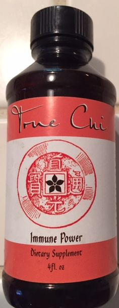 True Chi Immune Power, to strengthen and restore Immune power to fight off germs, and reduce the number of times per year that you come down with a cold or flu