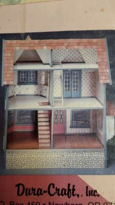 Dollhouse and Miniature Creations