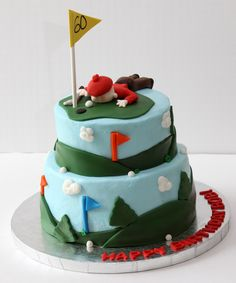 golf cake… Inspiration on Places & Co.