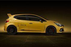 Renault Sport dévoile le concept Clio RS16 à Monaco | Confidential-Renault.fr