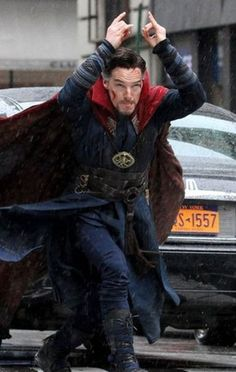 Dr. Strange gets a whole lot stranger with this Benedict Cumberbatch photoshop contest