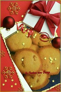 Biscotti di uvetta