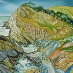 Stair Hole at Lulworth Cove in Dorset. Stair Hole is an interesting rock formation which lies to the west of Lulworth Cove in Dorset.  Anna Dillon. The folded limestone strata known as the Lulworth Crumple is particularly visible at Stair Hole.