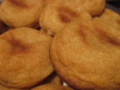 Quick & Easy Snickerdoodle Cookie Recipe- I made these yesterday and they were AMAZING. My oven runs hot so I did 375 degrees instead of 400 and for only 8 min. They were perfect!