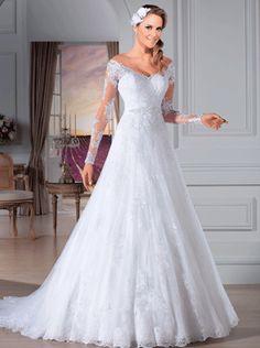 Vestido de noiva modelo: Jeniffer