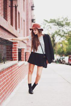 New York Fashion Week Day Three (by Bethany Struble) http://lookbook.nu/look/3993404-New-York-Fashion-Week-Day-Three