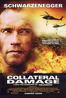 41) Collateral Damage - Watched 03/10/2013 via Netflix
