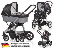 Wózki Hartan wkrótce w naszym sklepie stacjonarnym. http://www.maxi-baby.pl/index.php?d=szukaj&producent=419 Hartan Racer GT to wózek jednego z najbardziej renomowanych na świecie producentów firmy Hartan. Jest zwrotny, lekki ( na aluminiowym stelażu), bardzo wygodny dla dziecka, bardzo funkcjonalny dla rodzica oraz wykonany z najlepszych atestowanych materiałów.