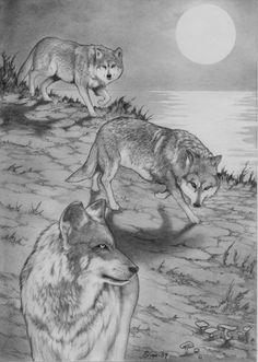 Nice werewolf - photo#53