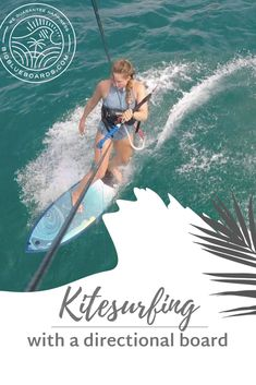 7 steps how to learn kitesurfing on a directional kiteboard with ease. Kitesurfing, Rock N Roll, Blog, Rock Roll, Blogging