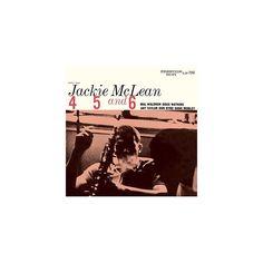 Jackie McLean - 4 5 & 6 (CD)