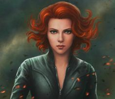 """Black Widow"" by Anthony Piper and Mohamed Agbadi"