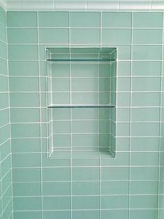 Bathroom Tile Ideas Blue 15 beautiful glass bathroom tile designs | subway tiles, tile