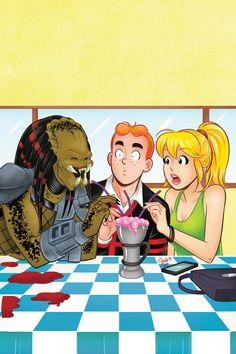 Archie vs. Predator#3