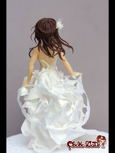 Cake Art Modeling Chocolate : Modeling Chocolate Figures on Pinterest Modeling ...