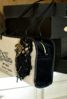 small articles , My handmade Handmade Crafts, Bucket Bag, Purses And Bags, Pouch, Pocket, Couture, Handbags, Sewing, Fashion