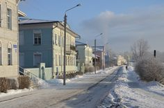 Public Domain Pictures Collection: Winter In Vologda, Russia