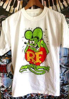 Vintage 1990 Official RAT FINK Ed Big Daddy by ElliottBayVintage, $30.00