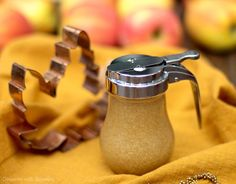 """Healthy Homemade """"Maple Syrup"""" (sugar free, low carb, fat free, gluten free & vegan)"""