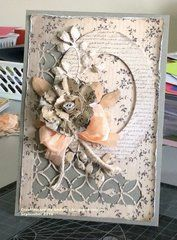 Project Ideas for Sizzix - Tim Holtz - Alterations Collection - Thinlits Die - Mixed Media