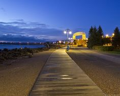 Early Morning in Canal Park, Duluth