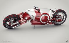 Arion Bike - 4. by johnstrieder.deviantart.com on @DeviantArt