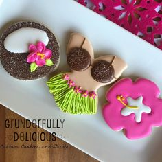 """159 Likes, 3 Comments - Grunderfully Delicious (@grunderfullydelicious) on Instagram: """"Register for June classes by clicking the link in my profile! #decoratedcookies #sugarcookies…"""""""