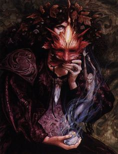 By. Brian Froud