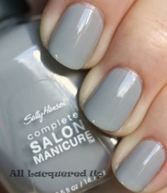 Website for this image  sally hansen dorien grey nail polish swatch fall 2011 nail trend Fall 2011 ...  alllacqueredup.com  Full-size image  476×550 (Same size), 196KB  More sizes  Search by image  Similar images  Image details:   Type:JPG  Date:22 Sep 2011  Camera:Canon REBEL T1i  More image info  Images may be subject to copyright.