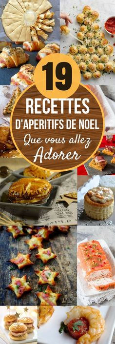 19 Recettes d'Apéritifs de Noël que Vous allez Adorer ! Tapas, Cute Food, Yummy Food, Chocolate Bowls, Christmas Cooking, Snacks, Appetizer Recipes, Food Inspiration, Food Porn