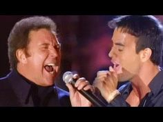 Enrique Iglesias & Tom Jones - Fire (LIVE) - YouTube British Actors, American Actors, Tom Jones Singer, Jonathan Scott, Rowan Blanchard, Charli Xcx, Enrique Iglesias, Hrithik Roshan, Shraddha Kapoor