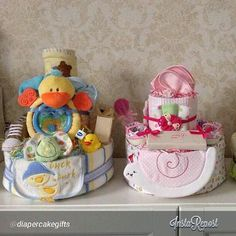 Your Baby Shower Planner — @diapercakegifts these are so cute.. #babyshower ...