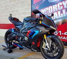 2013 BMW S1000RR Black Series Motorad