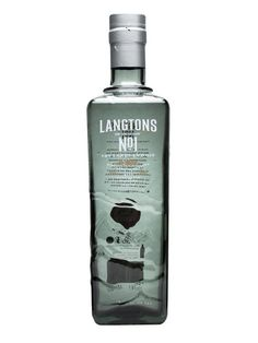 Langtons Gin : Buy Online - The Whisky Exchange - An interesting gin from the Lake District, using water from Skiddaw and local botanicals, including 'seasoned bark', to create a tasty gin that's equally at home in cocktails as in a glass with a b...