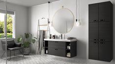 Torghatten - Strai kjøkken Shelves, Mirror, Bathroom, Furniture, Home Decor, Washroom, Shelving, Decoration Home, Room Decor