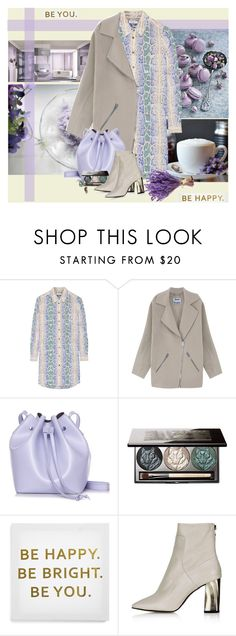"""Be You."" by musicfriend1 on Polyvore featuring Equipment, Acne Studios, Rachael Ruddick, Chantecaille, Ankit, Topshop and Alexis Bittar"