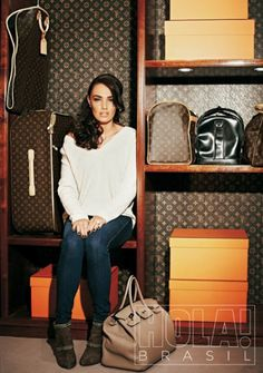 Tamara's shoe closet is valued over $100,000, while her overall wardrobe is almost $1,6 million.