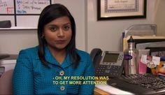 """Or delightfully lacking in self-awareness. 