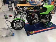 Kawasaki 1170 Endurance Classic - Team SuperBolide