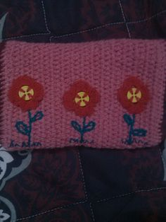 Pencilcase for my little daughter...(back)