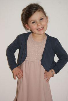 Mooie jurk van het Deense merk #Creamie  www.lotenlynn.nl