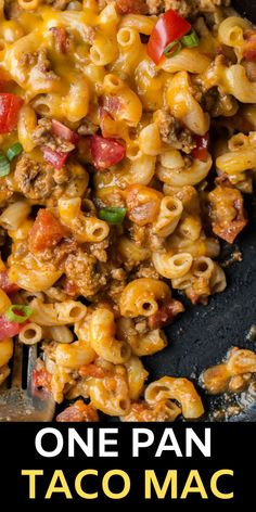 Taco Mac And Cheese, Mac And Cheese Casserole, Easy Casserole Recipes, Mexican Mac And Cheese, Taco Casserole, Easy Meat Recipes, Beef Recipes For Dinner, Ground Beef Recipes, Mexican Food Recipes