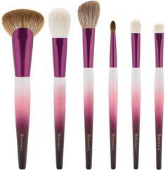 LOTUS SET Makeup News, Makeup Tools, Eye Brushes, Makeup Brushes, Applying Highlighter, Brush Sets, Ideal Shape, Makeup Application