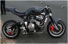 CUSTOMFIGHTERSPAIN: BANDIT 1200 STREETFIGHTER BY EXILE (JIM)